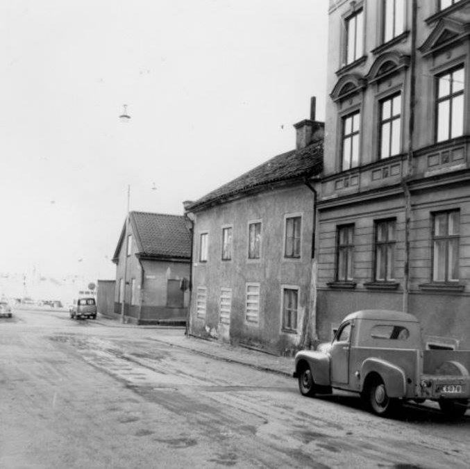 Styrmansgatan