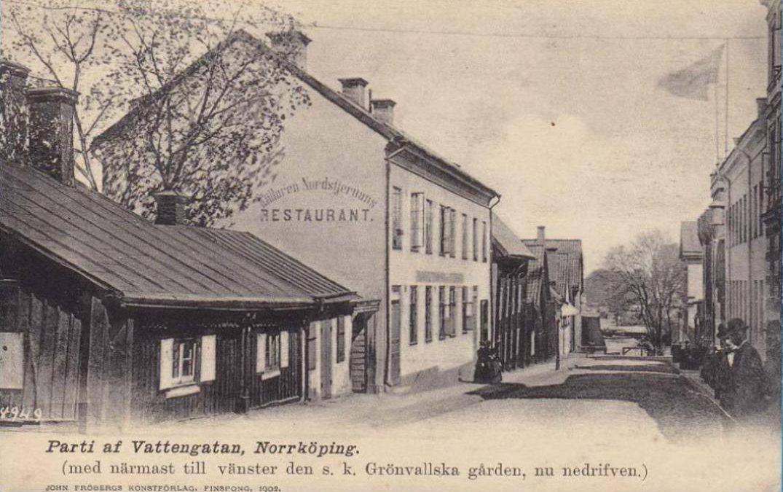 Vattengatan