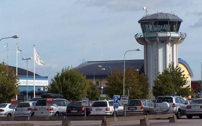Flygledaregatan och Flygplatsgatan