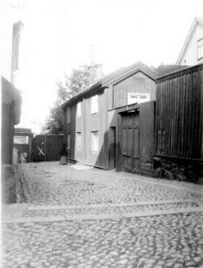 garvaregatan