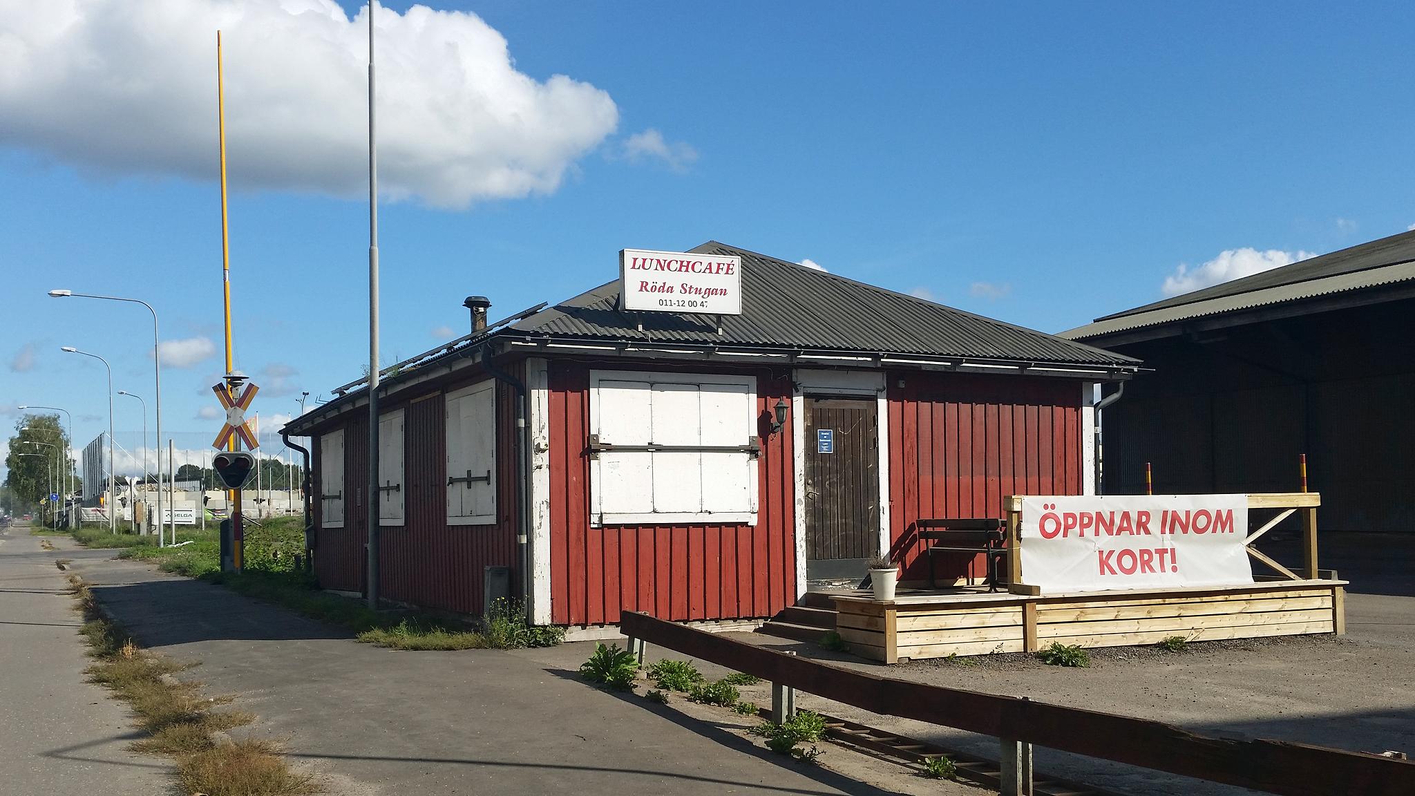 röda stugan norrköping