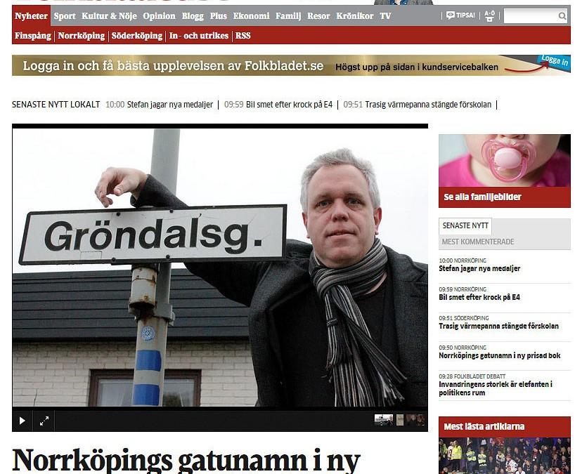 Folkbladets artikel