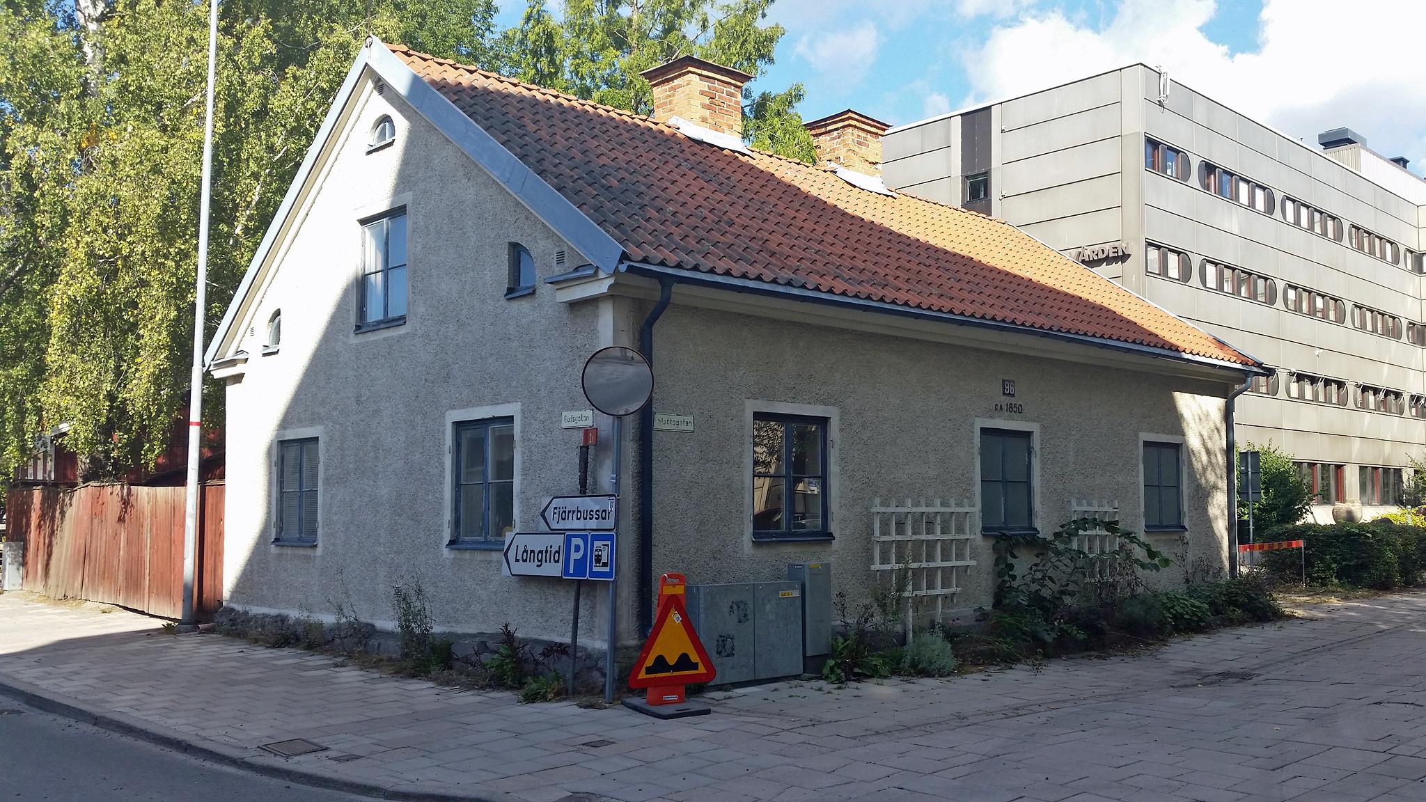 Hyrkuskens hus