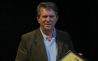 Magnus Höjer prisas för böcker och filmer om Norrköping