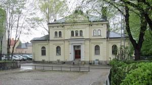 Gamla gymnastikhuset. Foto: Ragnar Öberg (Wikimedia CC-BY-SA-3.0)