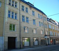 Norrkopings Folkbank. Foto: Peter Sandberg
