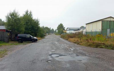 Lamellgatan