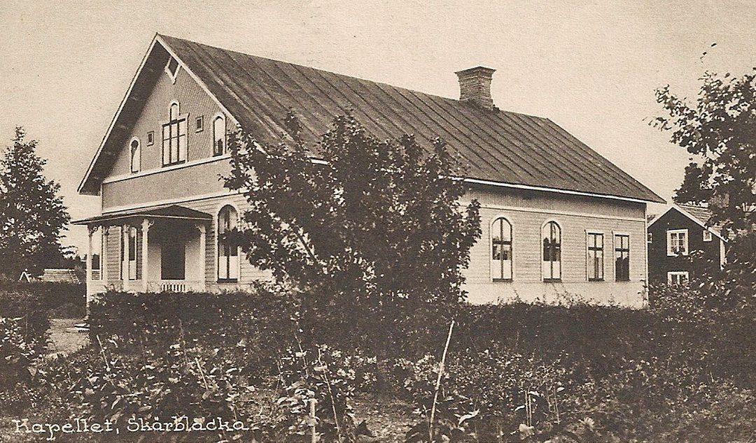 Betelkapellet i Skärblacka.