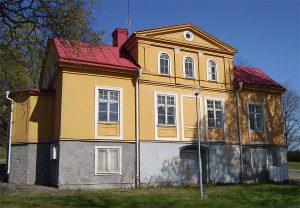 Borgs säteri. Foto: Harri Blomberg/Wikimedia Commons CC-BY-SA-3.0