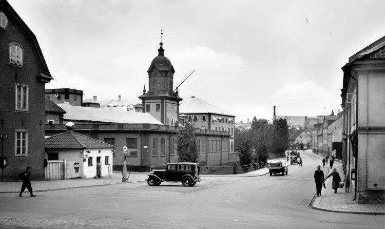 Dalsgatan 1950.