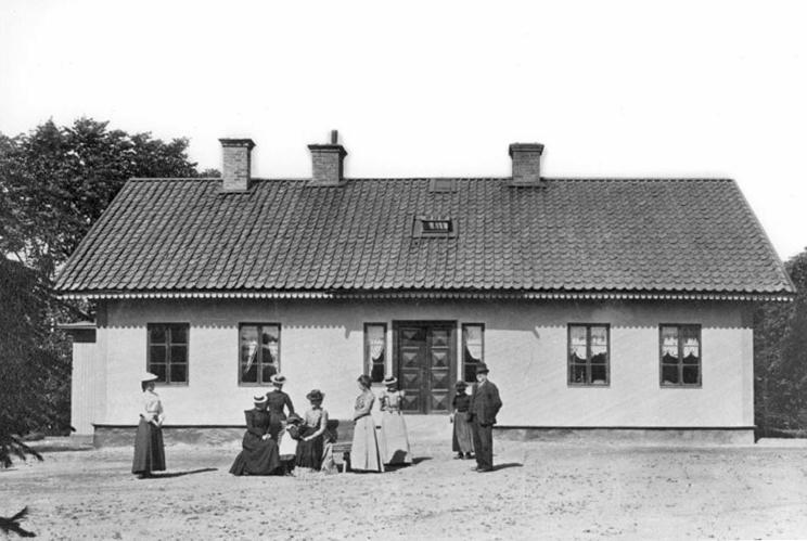 Kvarteret Holmstad