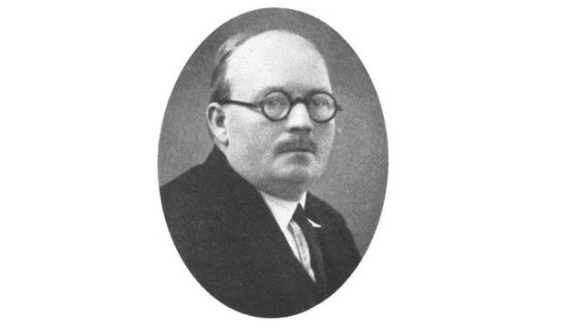 Otto Emil Linnell . Foto ur Porträttgalleri från Östergötland (1937)