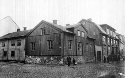 Handelsfirman Ringborgs blomstringstid och nedgång