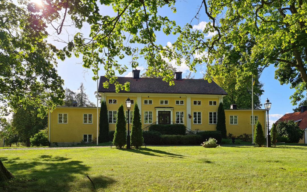 Sörby herrgård år 2020. Foto: Peter Kristensson/Klingsbergs Förlag