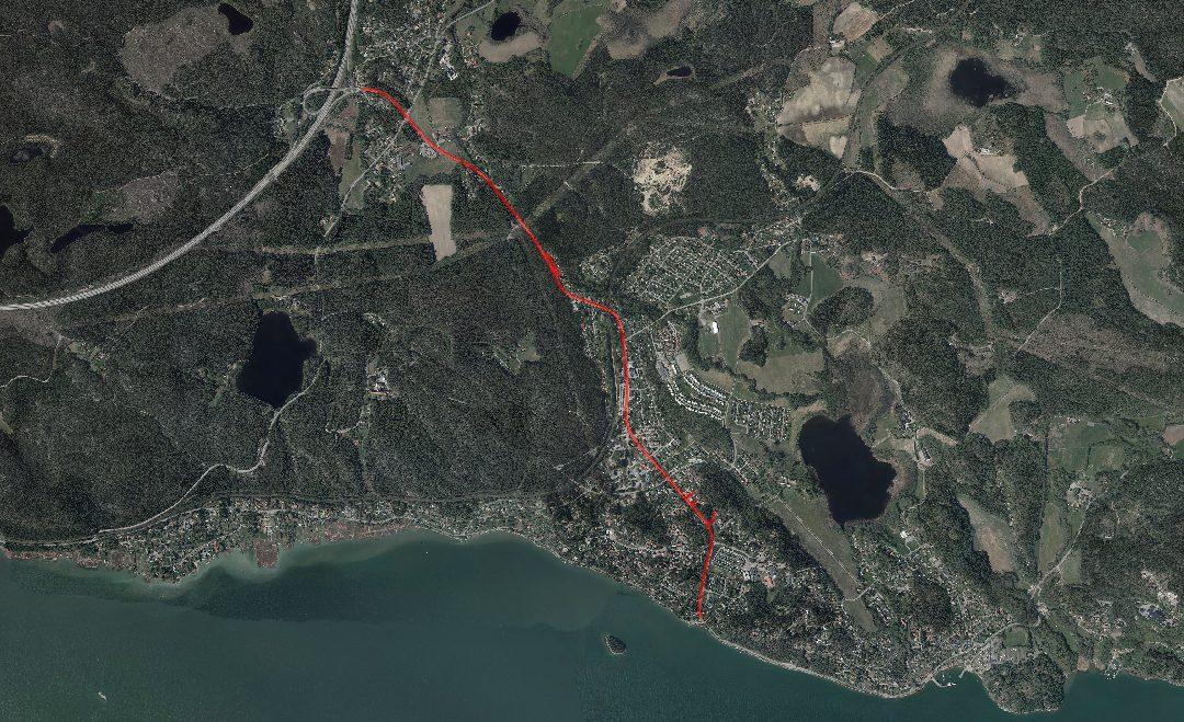 Sjöviksvägen