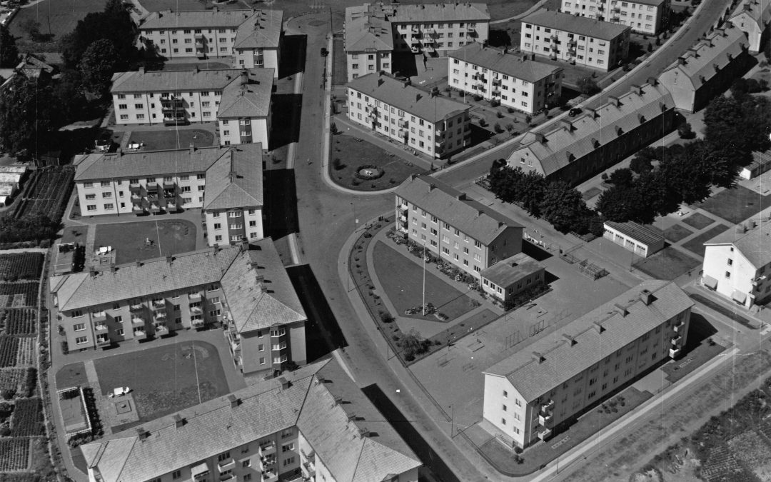 Wadströmsgatan. Foto: Oskar Bladh. Ur Arkitektur- och designcentrums samlingar, CC PDM