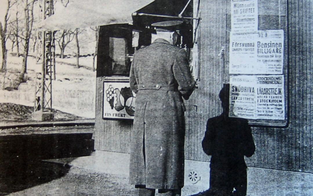 50-talsvyer från spårvägens vändplats vid Klingsberg