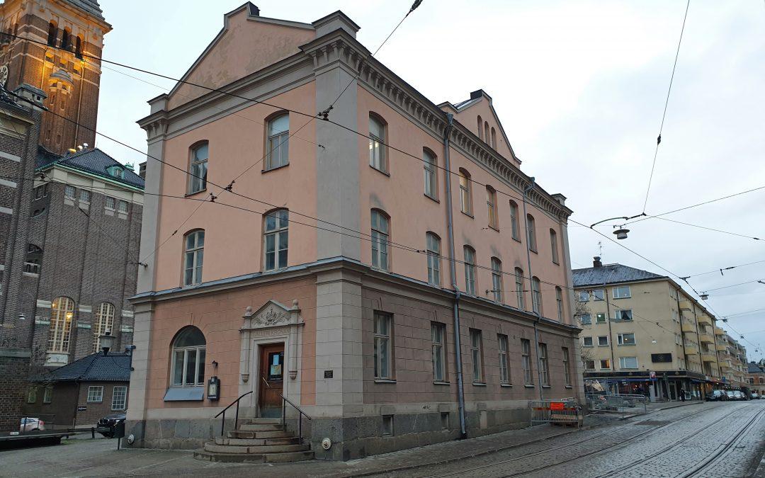 Galleri Kronan. Foto: Peter Kristensson/Klingsbergs Förlag