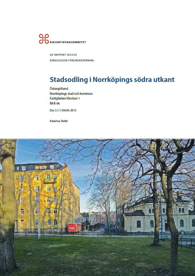 Stadsodling i Norrköpings södra utkant