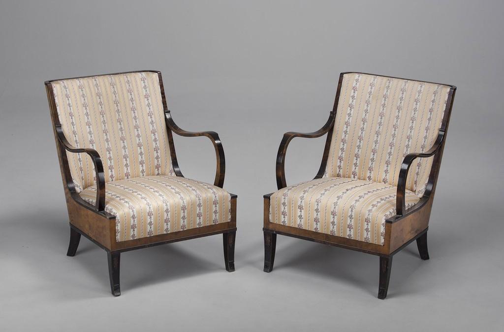 Erik Chamberts möbler och konst efterlyses