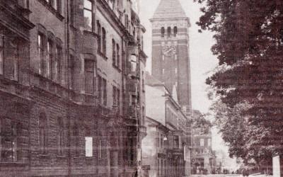 Norrköping, september 1922: Djupt elände och små nöjen