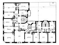 Tullhuset 1 planritning