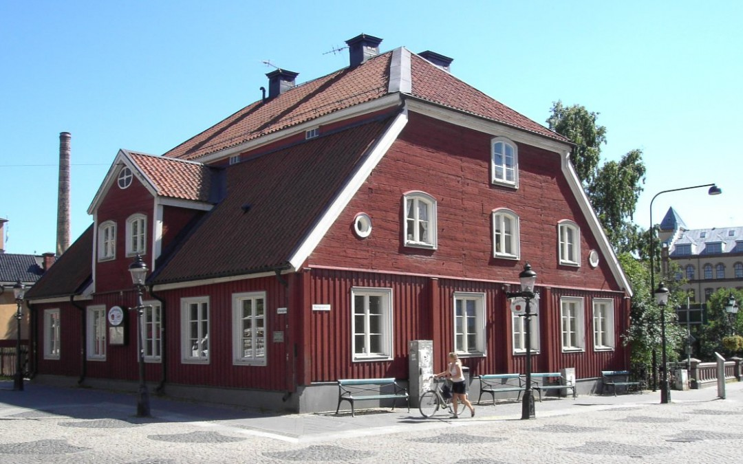 Bergslagsgården. Foto: Thuresson (Wikimedia CC-BY-SA-2.5)