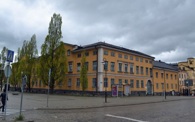 Eschelsonska och Waseska husen