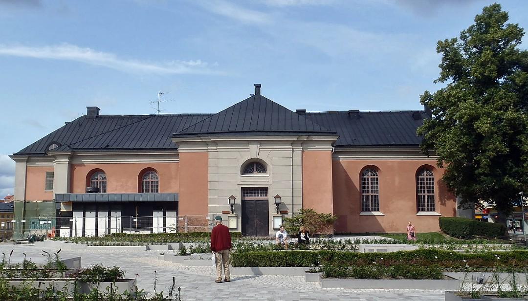 Hörsalen. Foto: Västgöten (Wikimedia CC-BY-SA-3.0)