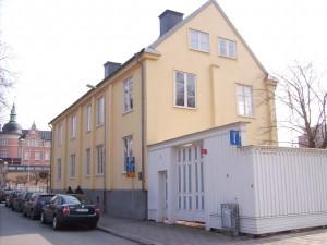 Hedvigs prästgård. Foto: Västgöten (Wikimedia CC-BY-SA-3.0)