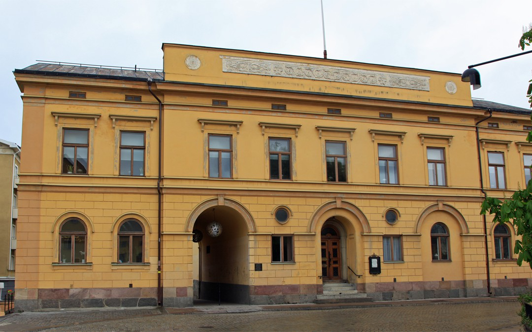 Om stadens kvartersnamn hos Föreningen Gamla Norrköping