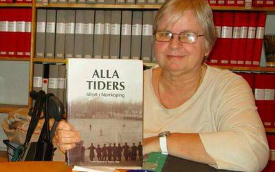 Eva Lindblad får utmärkelse postumt