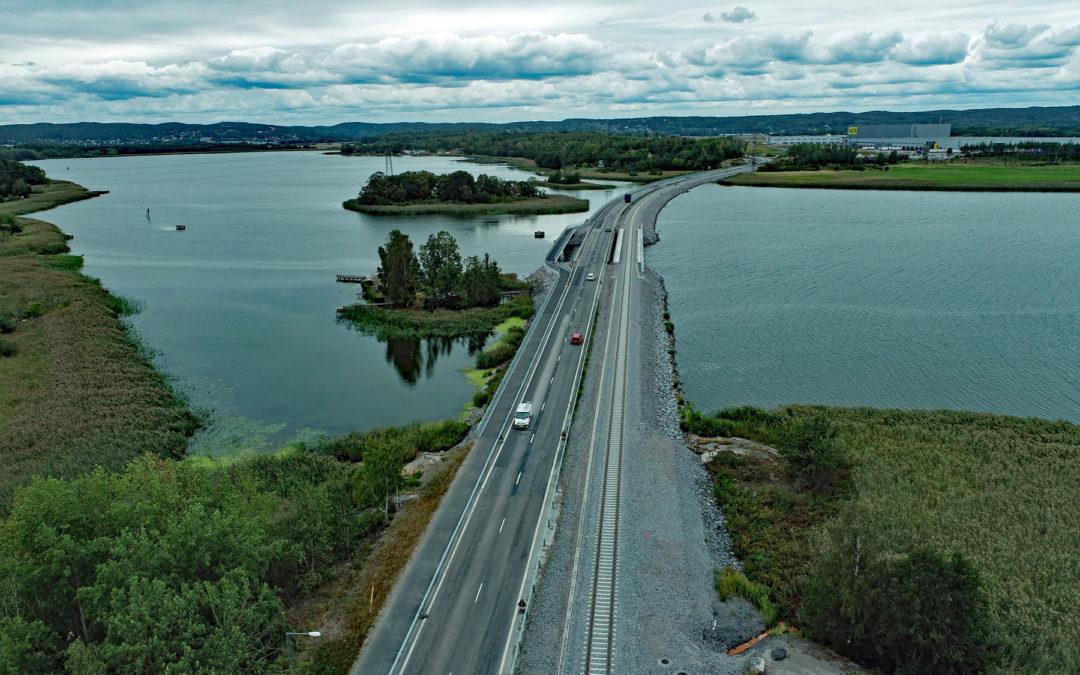 Kardonbron år 2020. Foto: Trafikverket