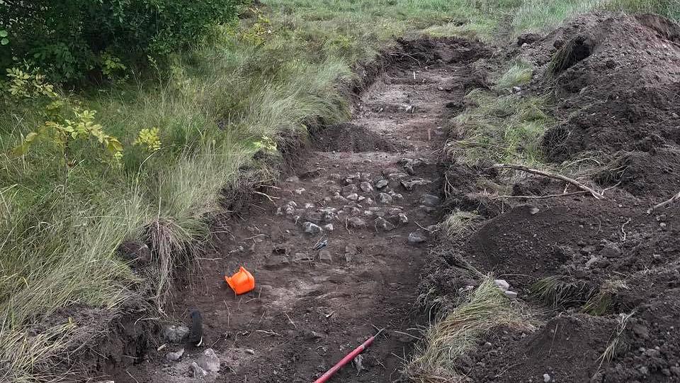 Arkeologer vill göra fullskalig utgrävning i Brånnestad
