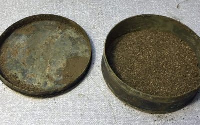 300-årigt snus hittat i Norrköping