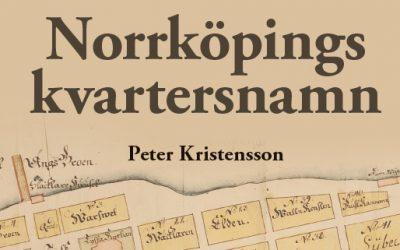 Köp Norrköpings kvartersnamn