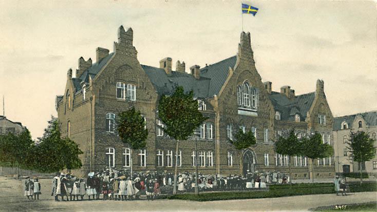 Kvarteret Östra Huken