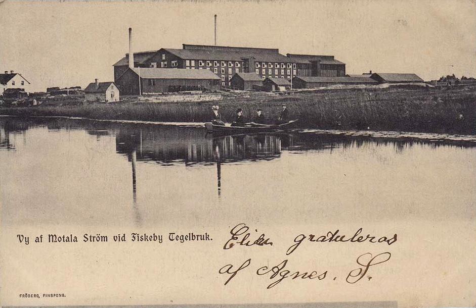 Fiskeby Tegelbruk