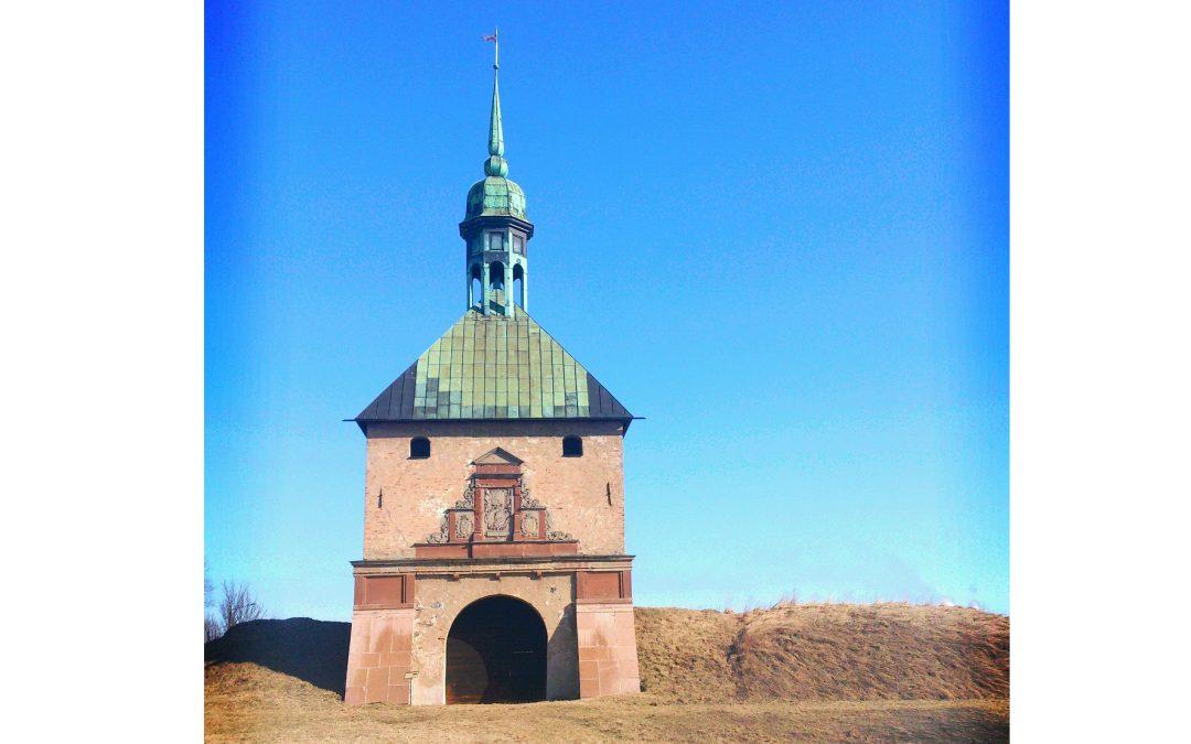 Johannisborgs slottsruin