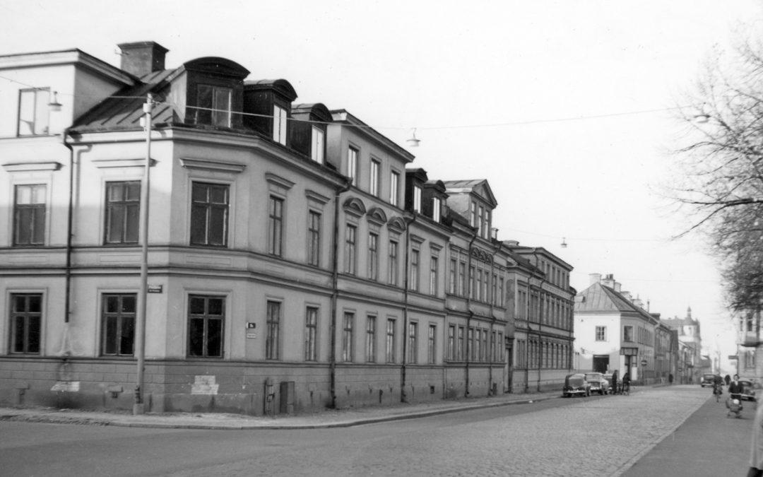 Kvarteret Trasten