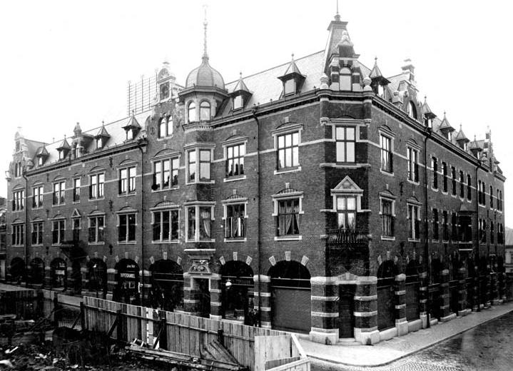 Kvarteret Tullhuset