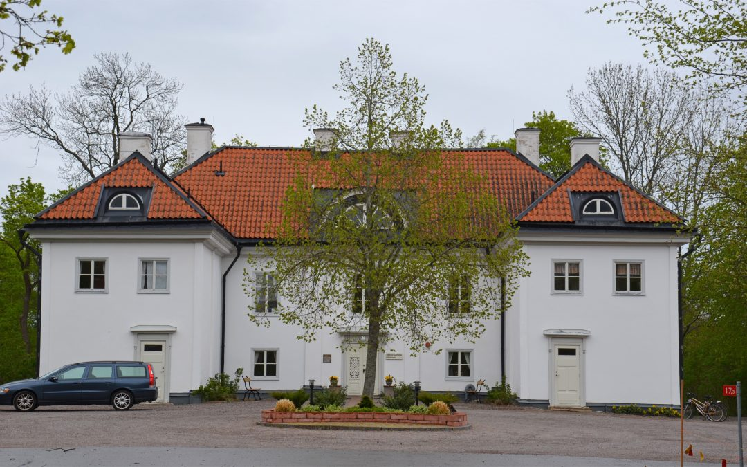 Marieborgs herrgård 2012. Foto: Bengt Oberger (Wikimedia Commons CC BY-SA 3.0)