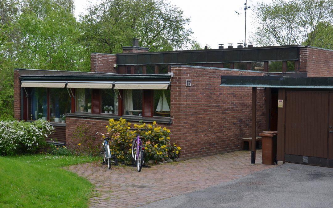 Villan på Nordengatan 17, ritad av Lennart Kvarnström. Foto: Bengt Oberger/Wikimedia Commons CC BY-SA 3.0