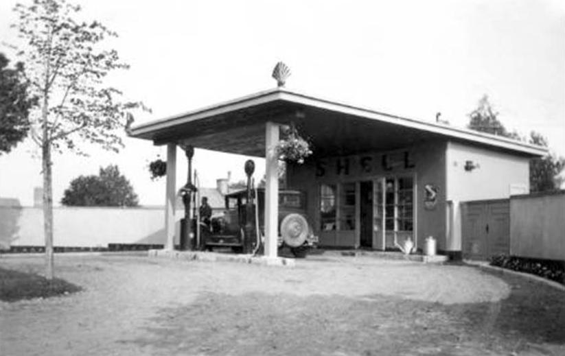 Shellmacken på Linköpingsvägen