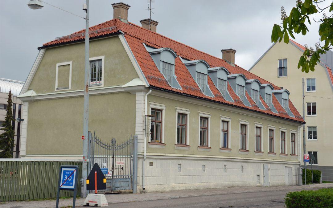 Stenhuset på Saltängen. Foto: Bengt Oberger (Wikimedias CommonsCC BY-SA 3.0