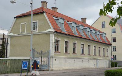 Stenhuset på Saltängen