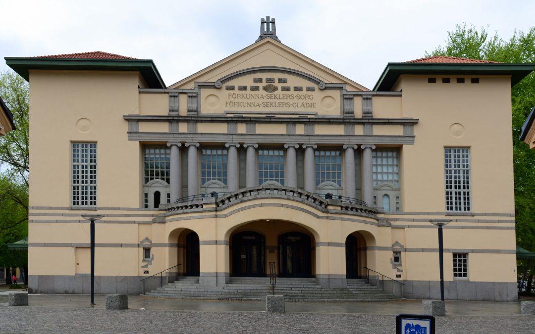 Stora teatern 2012. Foto: Arild Vågen (Wikimedia Commons CC BY-SA 3.0)