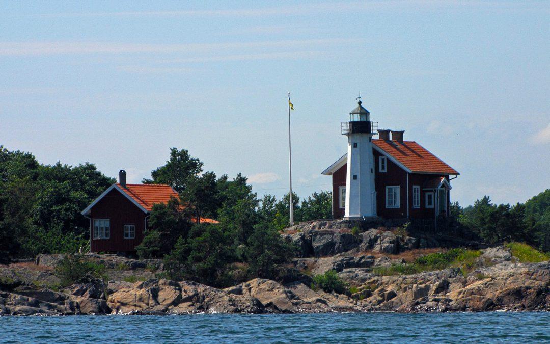 Viskärs fyrplats. Foto: C. Nilsson (Wikimedia Commons CC-BY-SA-3.0)