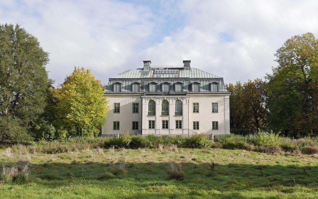 Krusenhof förfaller