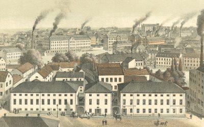 Borgen – mitt i stadens historia